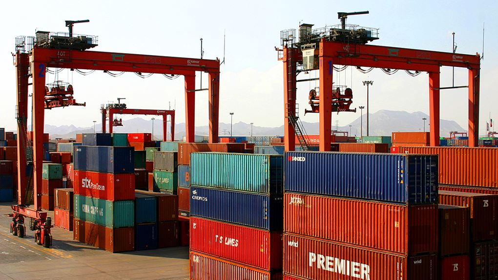 Full Container Terminal